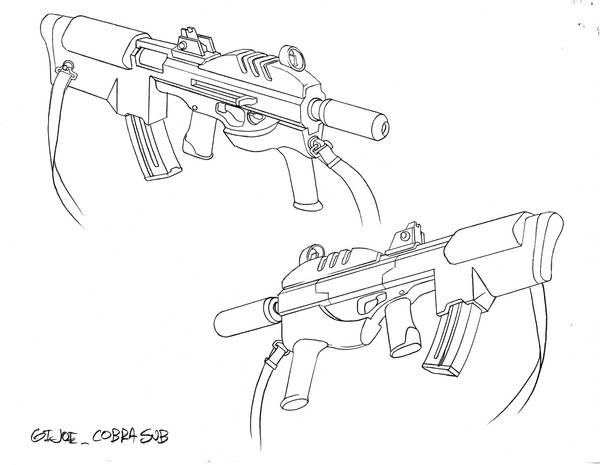 more gi joe resolute stuff 5 by devilpig on deviantart FN P90 Accessories more gi joe resolute stuff 5 by devilpig