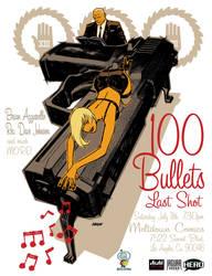 100 Bullets Last Shot by Devilpig