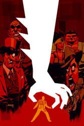 Batman Broken City 624 Cover by Devilpig