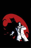 Batman 10 cent Adventure by Devilpig