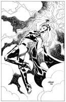 X-Men Storm commission by Devilpig