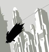 Old Batman cover dump Dec745 by Devilpig