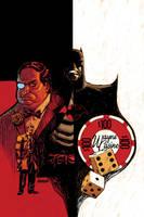 Batman Flashpoint cover no. 1 by Devilpig