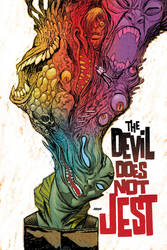 Abe Sapien no.2 Devil does not by Devilpig