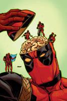 Deadpool no.42 by Devilpig