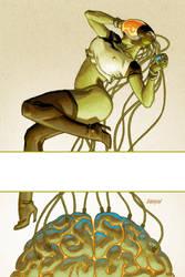 Staceytron alt cover art by Devilpig