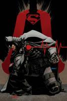 DK 3 variant cover by Devilpig