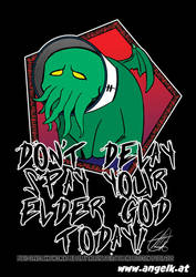 Don't Delay... by slicedguitars