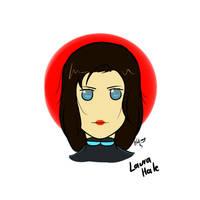 Laura Hale by Ale-Hoku