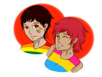 Diversidad (LGBT) by Ale-Hoku