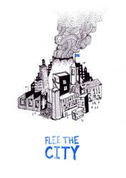 Flee The City 2 by jayblue9