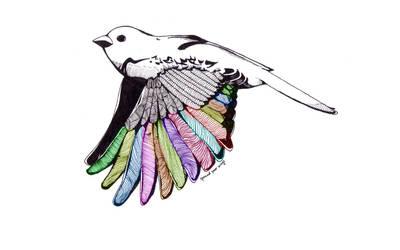 The Little Sparrow II by jayblue9