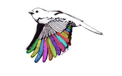 The Little Sparrow IV by jayblue9