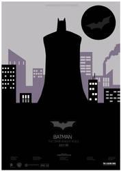 The Dark Knight Rises by jayblue9