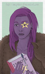 ADVENTURE TIME - LSP - Homeless or Writer? by Maphin