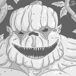 Pumpkin Thing by The-Drunken-Celt