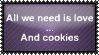 All we need by SirvanaRachana