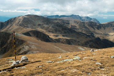 Harsh landscape by TeddyMarkov