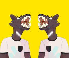 Bigmouthman by Hih1ri