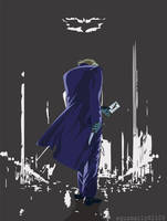 Dark Joker by Aquamarin