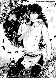 Ryoga Hibiki by Ero-Pinku
