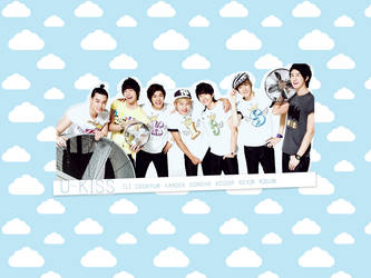 U-Kiss wallpaper by rum-and-ginger