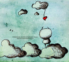 .A Heart. by Nonnetta