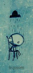 .Mon homme blesse. by Nonnetta