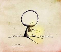 . H o p e . by Nonnetta