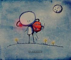 .No one alone. by Nonnetta