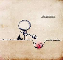 .No more sorrow. by Nonnetta