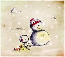 . D r e a m s . by Nonnetta