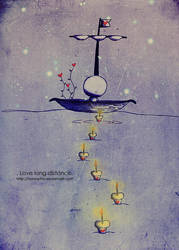 .Love long distance. by Nonnetta