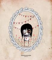 Masquerade by Nonnetta