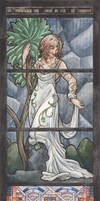 Stained Glass by Toradh