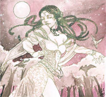 Dance of the Nightingale by Toradh
