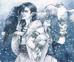 Ice and Snow by Toradh