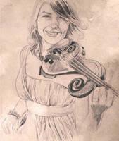 ViolinTay by Toradh