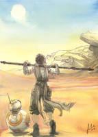 Rey Of Sunlight by Toradh