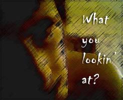 Hmm? by WraithsWrath