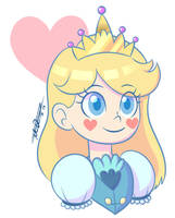 Princess Star Butterfly by Nokills-Clan196