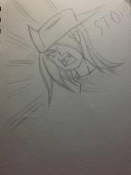 Chryses sketch by AC-MONEY