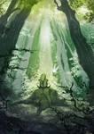 Legend of Zelda by iliasPatlis