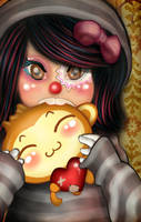 Payasita - Clown by darlynmeyer