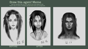 Before And After 2017 by AquaRey