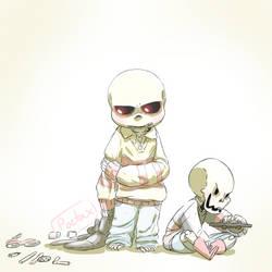 BabyBones by Poetax