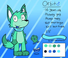(New and improved) Orbit ref by EmilyTheMeowth