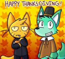 Thanksgiving by EmilyTheMeowth