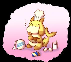 Baking Pro by EmilyTheMeowth