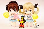 Robotics Club Cheer Squad by Etherien